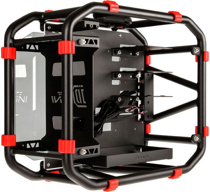 In Win lanza una versión Mini-ITX de su torre abierta D-Frame, Imagen 1
