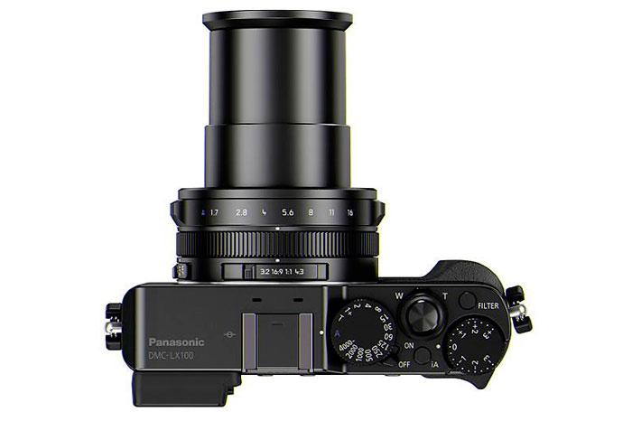 Panasonic presenta las nuevas Lumix LX-100 y Lumix GM5, Imagen 1