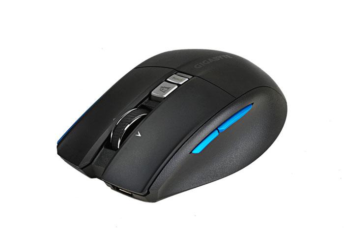 Gigabyte presenta su nuevo ratón inalámbrico Aire M9 ICE, Imagen 1