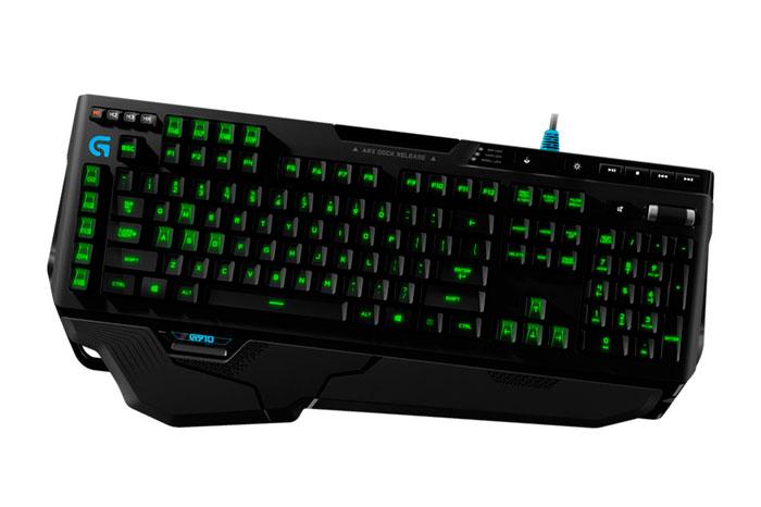 Logitech también muestra su nuevo teclado mecánico G910 Orion Spark, Imagen 2
