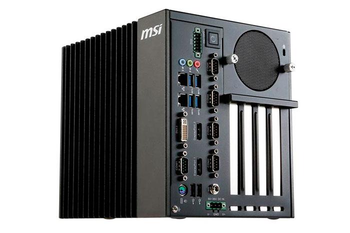 MSI KingBOX MS-9A66, un ordenador completamente pasivo para entornos industriales, Imagen 1