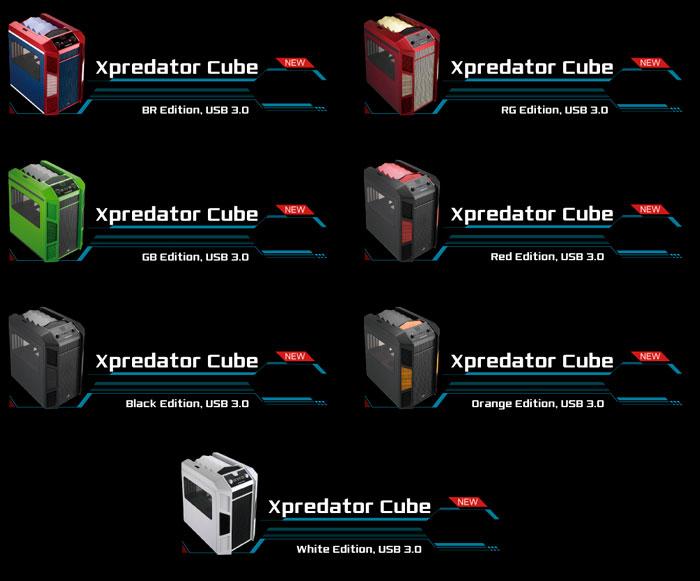 Aerocool apunta a ordenadores gaming compactos con sus nuevas torres Xpredator Cube, Imagen 3
