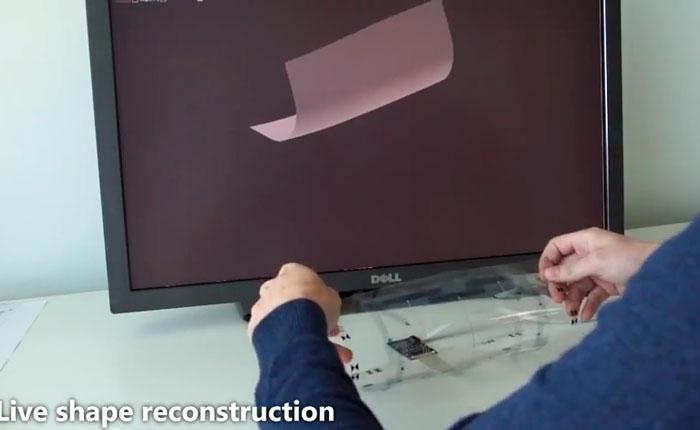Microsoft desarrolla un plástico flexible con diversos sensores impresos, Imagen 1
