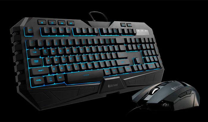 CM Storm Octane, nuevo kit de teclado y ratón para jugadores con presupuestos ajustados, Imagen 2