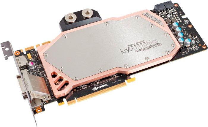 Aqua Computer lanza dos nuevos radiadores de cobre y aluminio y un bloque para las GTX 980, Imagen 2