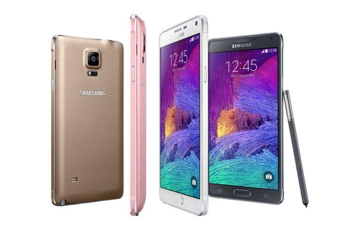 Samsung anuncia la llegada del Note 4 a España, Imagen 1