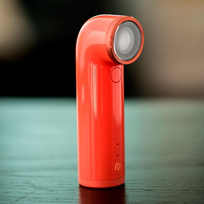 HTC presenta una pequeña cámara con una forma realmente llamativa, Imagen 1