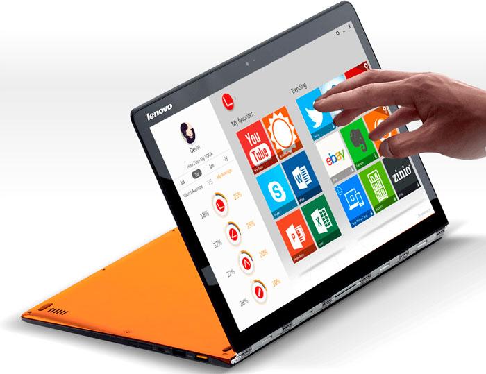 Lenovo Yoga 3 Pro, el rey de los convertibles es ahora más fino y ligero, Imagen 3