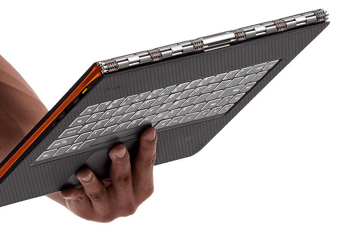 Lenovo Yoga 3 Pro, el rey de los convertibles es ahora más fino y ligero, Imagen 2