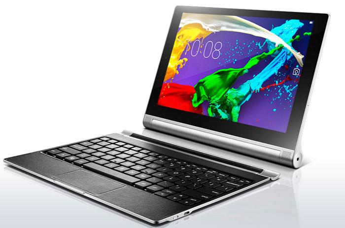 Los nuevos Lenovo Yoga Tablet 2 llegarán en  versiones con Windows y Android, Imagen 2