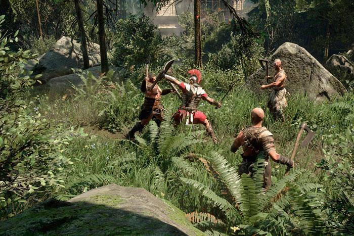 Finalmente Ryse: Son of Rome llega al PC, Imagen 2