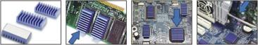Thermaltake refrigera tus pequeños chips de RAM, Imagen 2
