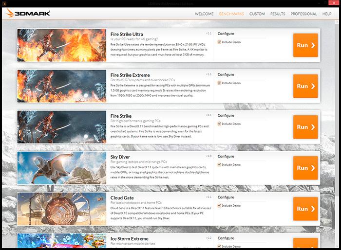 "3DMark se actualiza a 4k con un nuevo test ""Fire Strike Ultra"", Imagen 1"