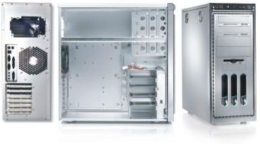 P160, una elegante caja de aluminio de Antec, Imagen 1
