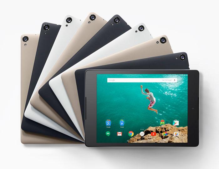 Google estrena las 8,9 pulgadas en su nuevo tablet Nexus 9 con Tegra K1, Imagen 2