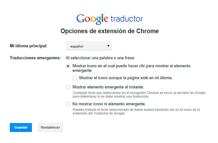 Google lanza una extensión de Chrome para traducir textos seleccionados, Imagen 2