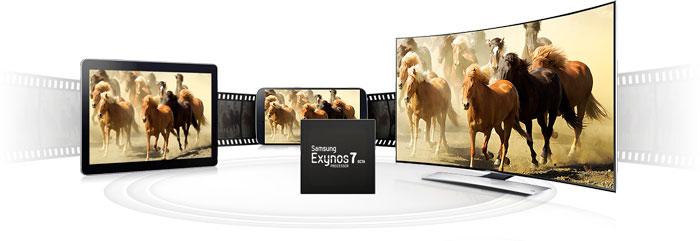 Samsung presenta sus nuevos procesadores Exynos 7 Octa a 20 nanómetros, Imagen 1