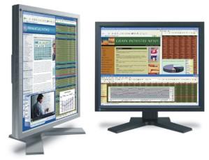 Monitor LCD de 19 pulgadas de Eizo, Imagen 1