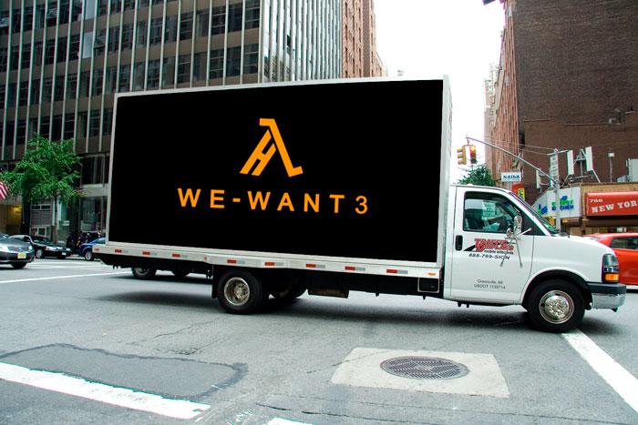 Lanzan una campaña para exigir a Valve el lanzamiento del Half-Life 3, Imagen 1