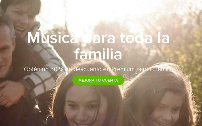 Spotify lanza un nuevo pack de licencias premium , Imagen 1