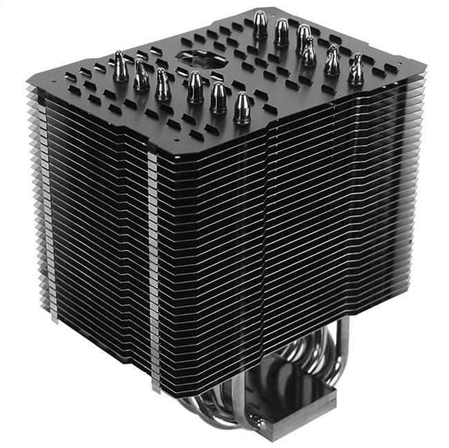 Thermalright renueva su disipador MACHO, ahora con sistema semi-pasivo de ventilación, Imagen 1