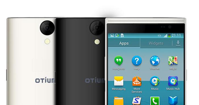 Otium reduce a la mínima expresión los marcos de su smartphone U5, Imagen 2