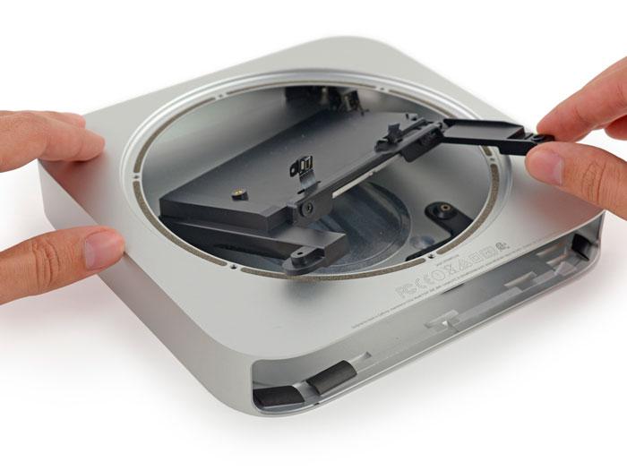 El nuevo Mac Mini no permite la ampliación de la memoria RAM, Imagen 3