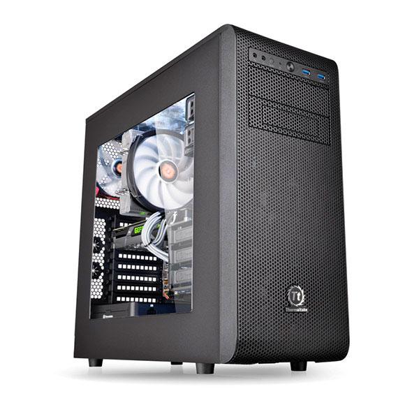 La Thermaltake Core V31 hará las delicias de los aficcionados a la refrigeración líquida, Imagen 1
