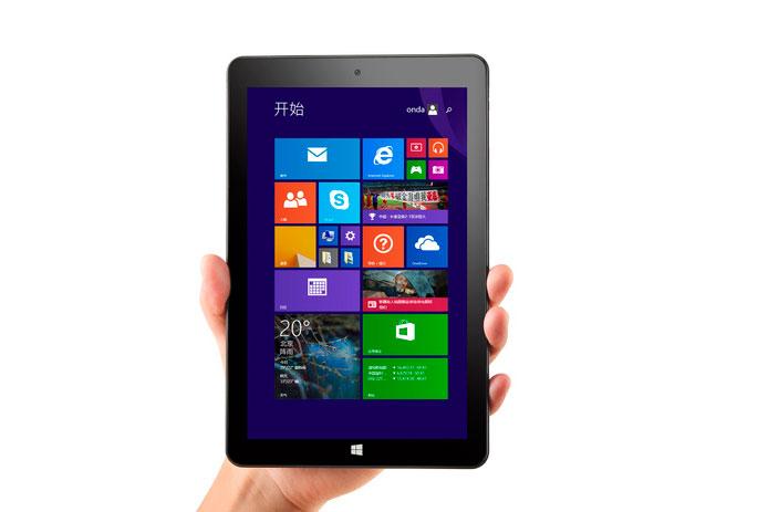 Onda V891w, 1200p y Windows 8.1 en un tablet de 100 Euros, Imagen 2