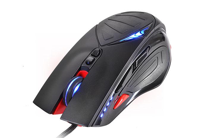 Gigabyte Raptor, un ratón gaming con sensibilidad regulable de 50 a 4000 DPI, Imagen 1