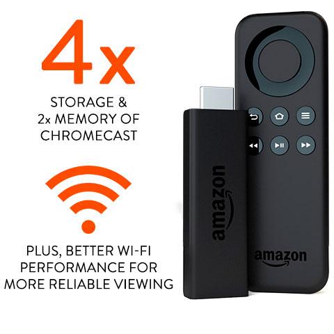 Amazon va a por el Chromecast con su Fire TV Stick de 19 Dólares, Imagen 2