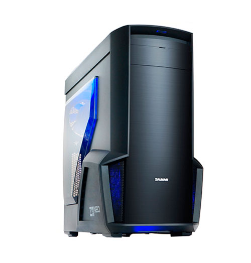 Zalman lanza su torre gaming Z11 Neo, Imagen 2