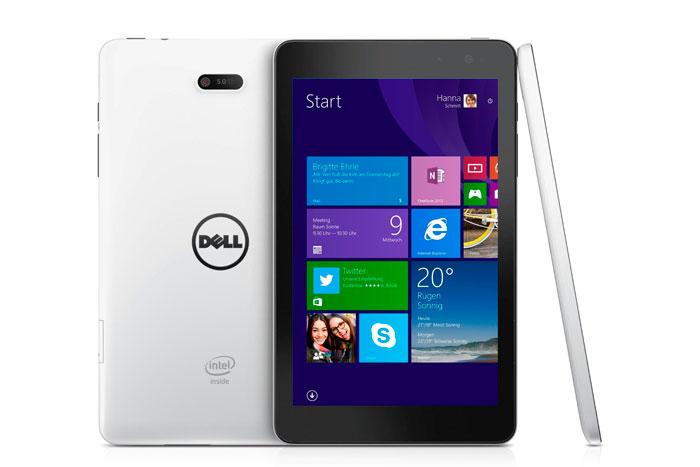 Dell Venue 8 Pro 3000, un tablet Windows 8.1 por menos de 160 Euros., Imagen 1