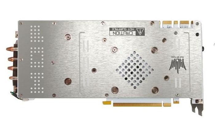 GALAX presenta sus  GTX 980 y GTX 970 HOF con overclock de serie, Imagen 2