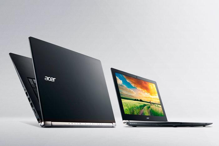 ACER añade una pantalla 4K a sus portátiles Aspire V Nitro Black Edition, Imagen 1