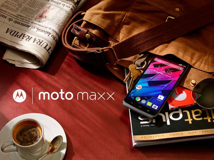 Motorola lanzará el Droid Turbo fuera de EEUU bajo el nombre Moto Maxx, Imagen 1
