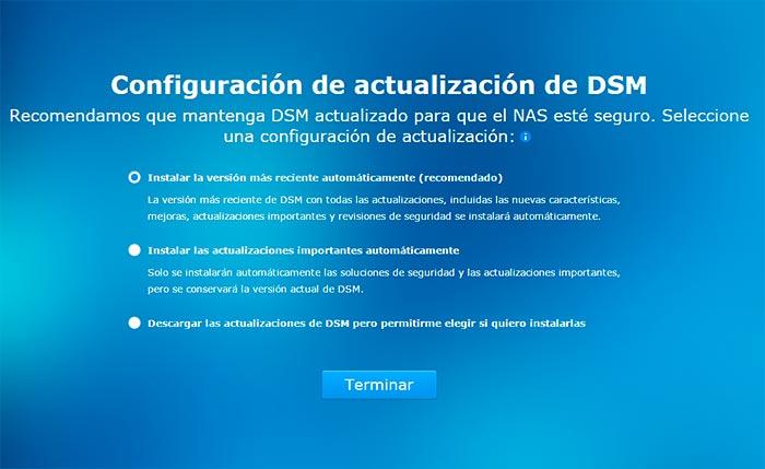 Synology oficializa la versión 5.1 del DiskStation Manager, Imagen 2