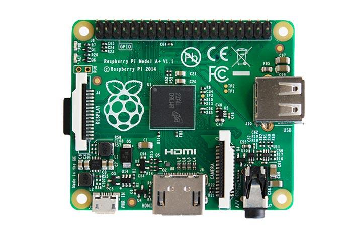 Raspberry lanza el modelo A+ por 20 dólares, Imagen 1