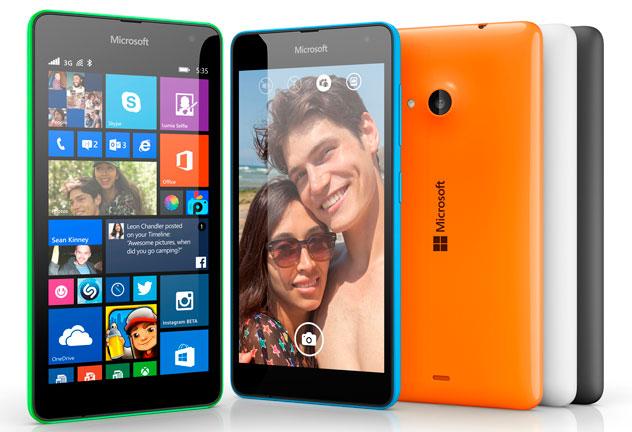 Microsoft Lumia 535: 5 pulgadas y 1 GB de RAM por 110 Euros, Imagen 1