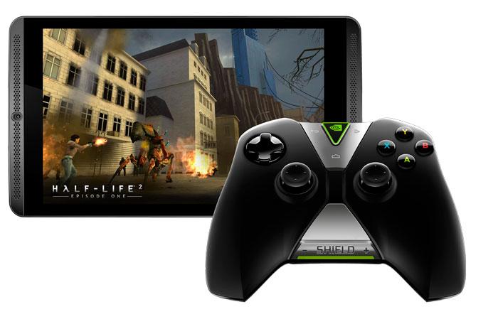 Llega el Half-Life 2 Episode 1 a la NVIDIA SHIELD Tablet junto con 20 juegos en streaming vía GRID, Imagen 1