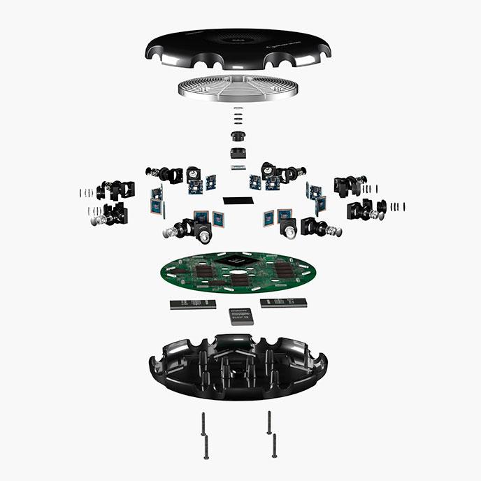 Samsung sorprende con su cámara de 360 grados Project Beyond, Imagen 3