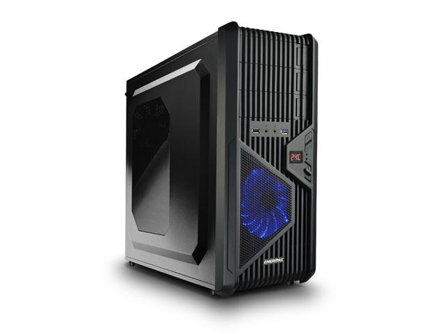 Enermax reduce el tamaño de sus torres gaming con la nueva iVektor.Q, Imagen 1