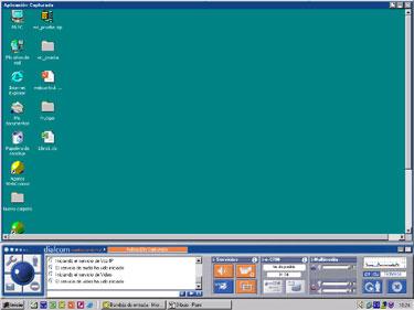 Web Control, asistencia y resolución de problemas en tiempo real, Imagen 1