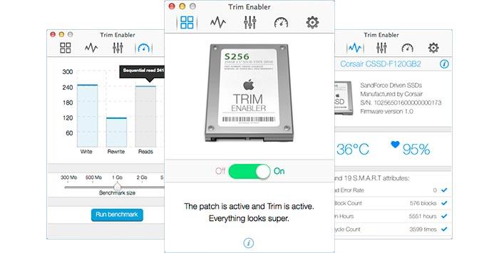 Apple elimina el soporte TRIM en unidades de terceros, Imagen 1