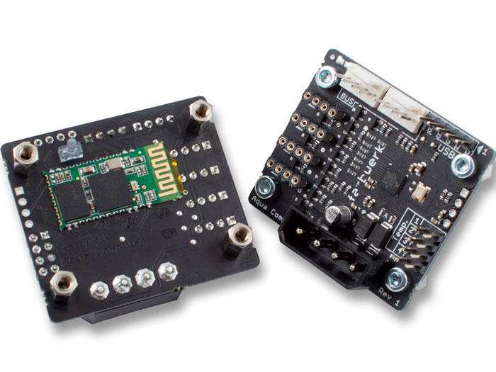 Aqua Computer ya tiene listo su controlador de LEDs RGB, Imagen 2