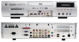 EPIA M10000 sobre Media Ready 4000 para reproducir DVDs, Imagen 1