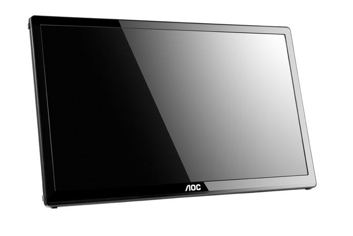 AOC MyConnect E1759FWU, un monitor portátil USB 3.0, Imagen 1