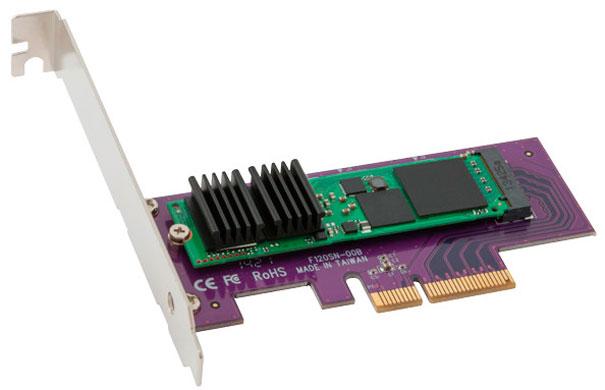 Sonnet Tempo, un SSD M.2 PCIe que alcanza los 1.100 MB/s, Imagen 1