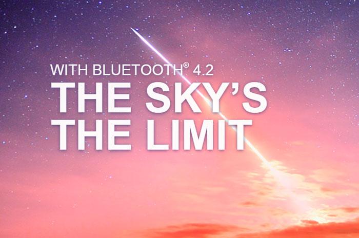 Bluetooth 4.2 duplicará la velocidad de transmisión respecto a la actual generación, Imagen 1