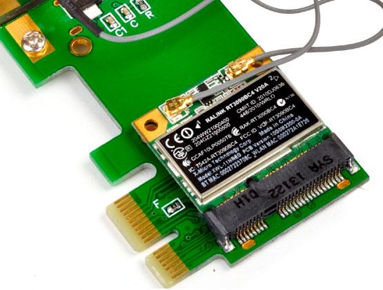 SilverStone lanza un asequible módulo PCIe con WiFI + Bluetooth, Imagen 2